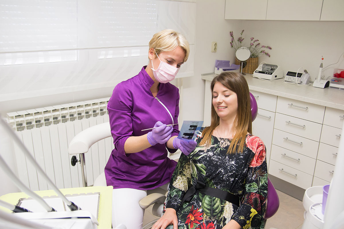 About Us | Dental Services - Dental polyclinic Nika Zadar