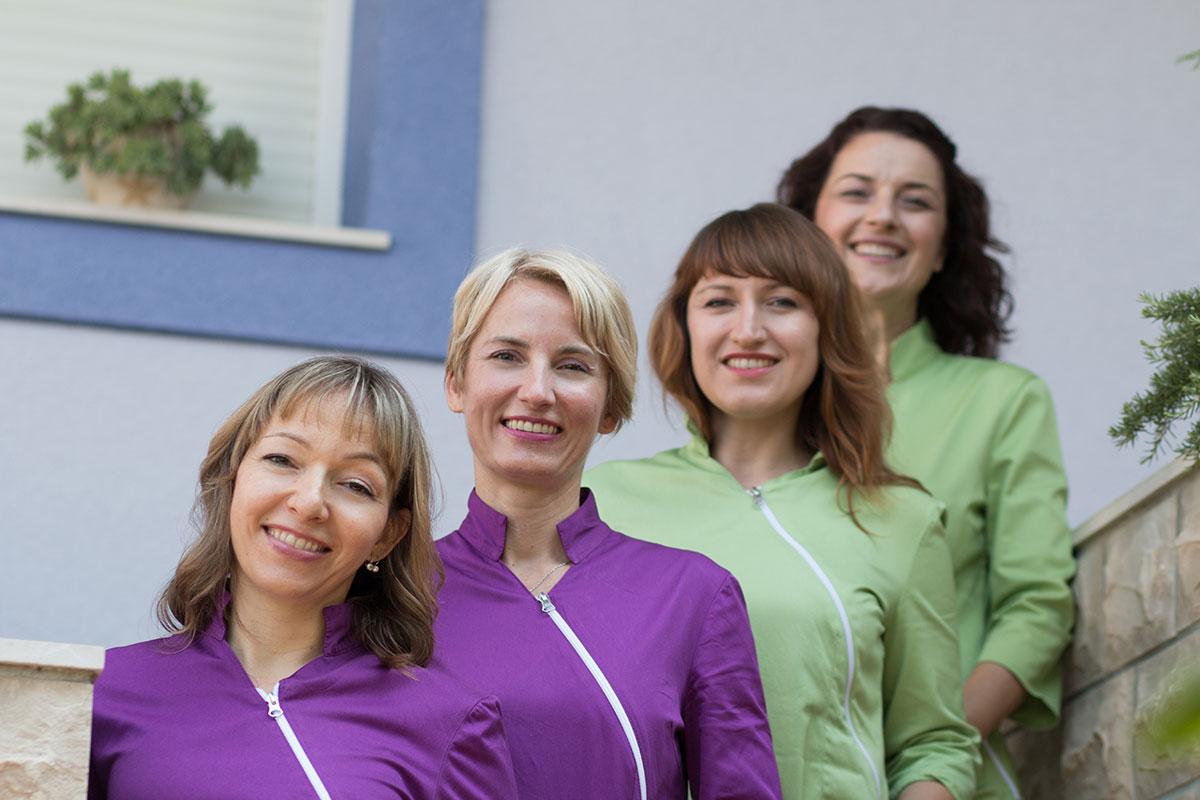 O nama | stomatološke usluge – Dentalna Poliklinika Nika Zadar